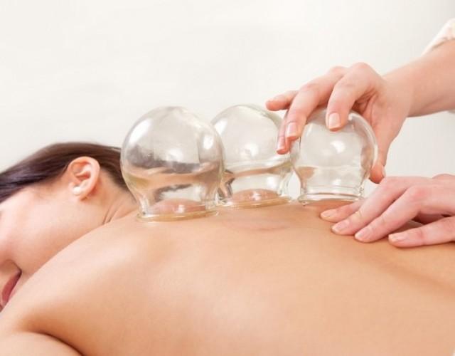 Massaggi con coppette