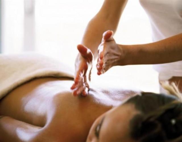 Massaggio idratante